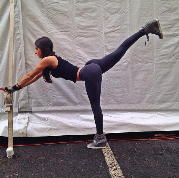 10 фитнес-упражнений из Instagram - фото №2